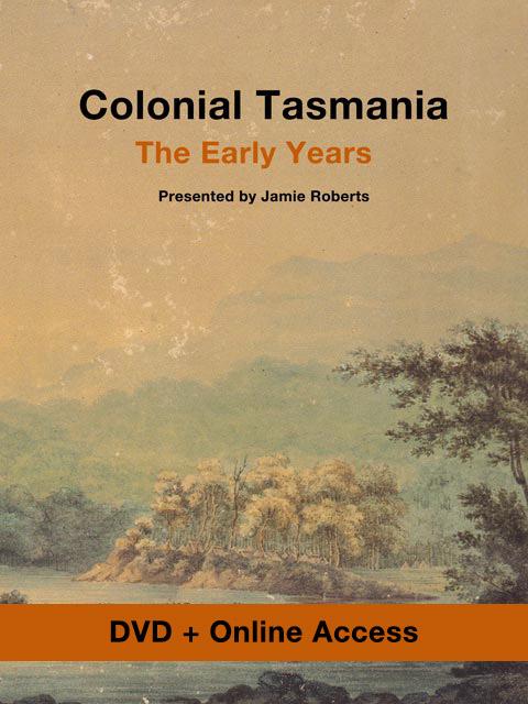 Tasmania History DVD